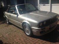 BMW E30 325i Convertible!! Classic!!! Auto!!