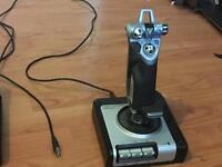 Saitek x52 joystick and throttle great condition