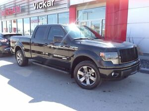 2013 Ford F-150 FX4/BLACK ON BLACK/LOADED!!!