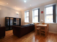 A modern 2 double bedroom split level flat with a modern finish in Crouch End