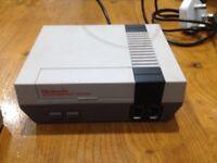 Classic Nintendo Mini Retro Console with 2 joysticks