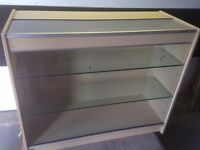 Display Cabinet - Glass