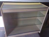 Display Cabinet - Glass