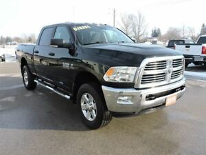 2015 Ram 2500 SLT,Diesel,Crew,NewTires,Loaded!