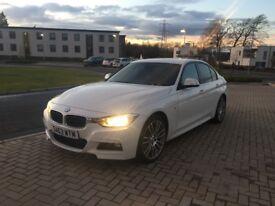 BMW 318d M Sport 4dr (Start/Stop) Heated Seats