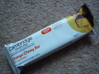 Cambridge Weight Plan Dark Chocolate Orange Meal Bars x 12