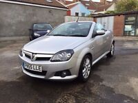 Vauxhall Tigra for sale - Convertible - Full Service - Long MOT - Good Condition