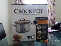 Stainless Steel Crock Pot for Sale