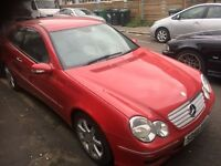 06 MERCEDES HEADLIGHT COUPE EACH £80