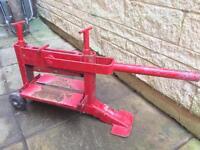 Block splitter