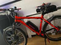 1000w diamondback sync ebike electric mountain bike