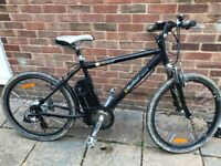 Urban Mover UM33X electric bike