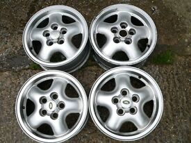 Land Rover Discovery 2 16'' Wheels