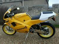 Cagiva mito classic restored T2 new mot ready to ride rs yzf tzr rg Rd rgv ks1