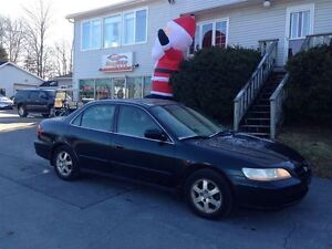 2000 Honda Accord Special Edition As traded special