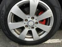 Alloys Mercedes 5x112 205 R16