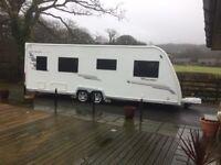 Elddis Crusader Super Cyclone 4 Berth Luxury Caravan