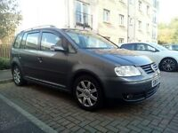 VW Touran 1.9 tdi' 05 - 7 seater