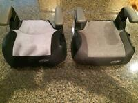 2 child booster seats
