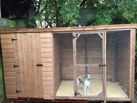 dog houses four sale