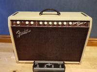 Fender Supersonic Guitar Amplifier Amp Blonde