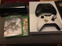 Xbox One S with Destiny 2 and more
