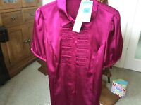 Brand new M&S blouse with tags