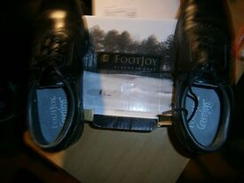 Footjoy Mens Golf Shoes Sz 9
