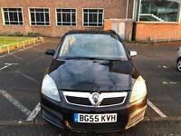 Vauxhall zafira 1.6 petrol 5 door mpv