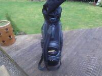 Power Caddy Trolly Golf Bag
