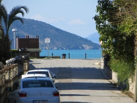 Relax with family in modern Ground Floor Apart a few metres from Calis long beach in Fethiye, Turkey