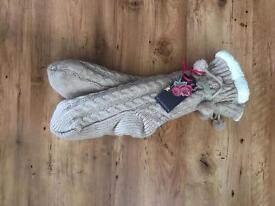 RJR Jon Rocha slipper socks