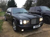 Bentley Arnage t 6.8 twin turbos