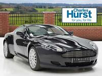 Aston Martin DB9 V12 (black) 2008-01-02