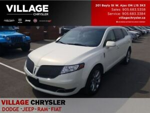2013 Lincoln MKT EcoBoost PANO-SUNROOF NAV REMOTE HEATED