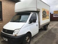 LDv maxus Luton van breaking turbo injector starter alternator shock absorber wheel door