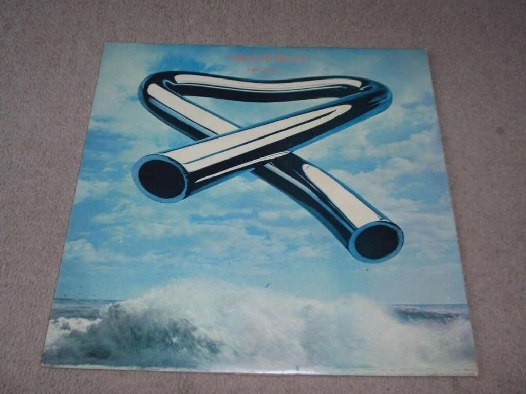 Tubular Bells by Mike Oldfield vinyl record