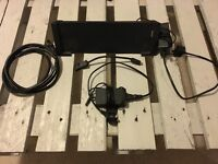 Microsoft Surface Pro docking station and tablet power lead