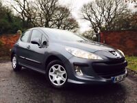*FINANCE SPECIALIST* This PEUGEOT 308 for only £69pm! GOOD OR BAD CREDIT CAN APPLY! CALL US TODAY!