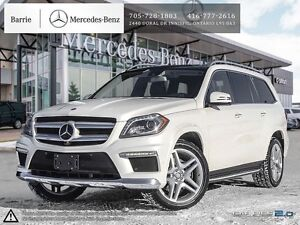 2014 Mercedes-Benz GL-Class GL350 BlueTEC No accidents!! CPO!!