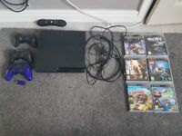 Ps3 with 3 controller and 6 games. £75