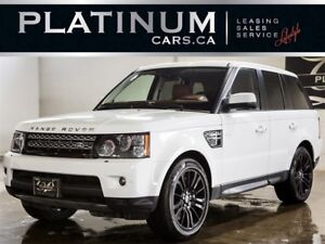 2012 Land Rover Range Rover Sport SUPERCHARGED, NAVI,