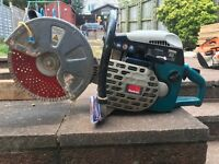 Makita petrol disc cutter excellent condition