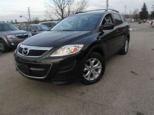 2012 Mazda CX-9 Touring, 4WD, 7 PASSENGER, LEATHER, SUNROOF, ...