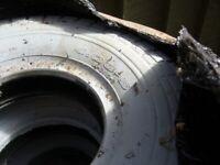 shoprider cadiz tyres set of 4 (new ) (330 x 100)