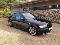 2004 BMW 330ci Coupe - M Sport