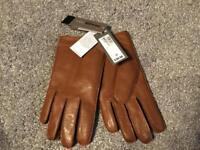 Genuine Italian Leather Gloves