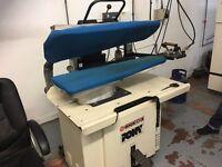 Dry Cleaning Machine Job Lot, Ironing Press, Bowe P525, Bowe P408