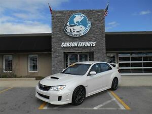 2013 Subaru WRX STi BEAUTIFUL SATIN WHITE PEARL! FINANCING AVAIL