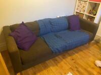 Large Karlstad 3 seater sofa